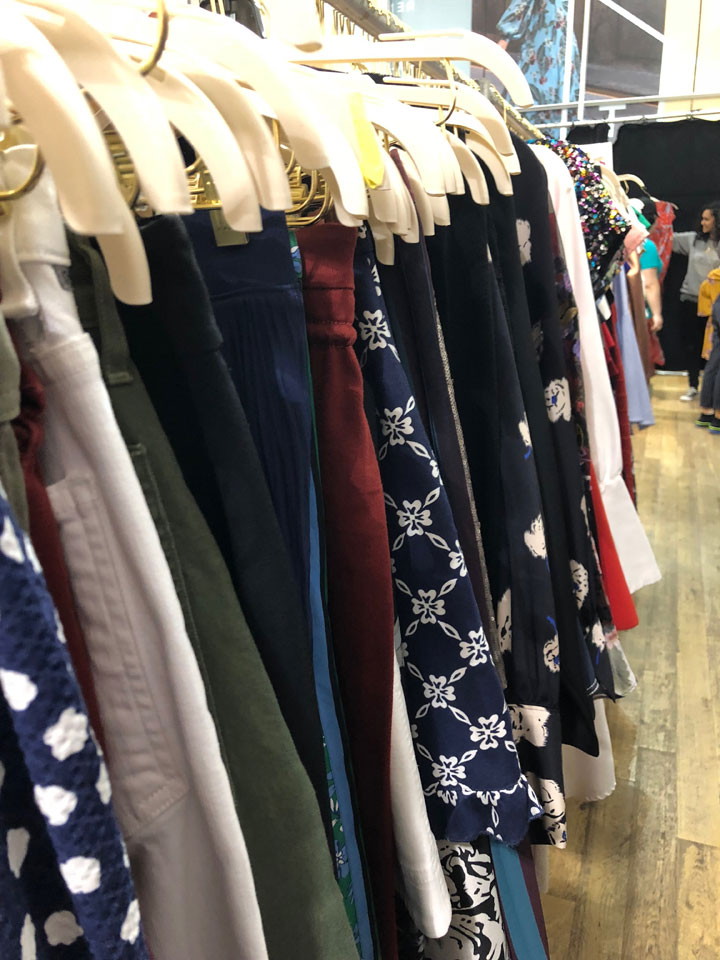 Rent the Runway Sample Sale Skirts