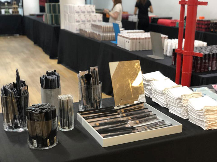 Rituals Sample Sale Brushes