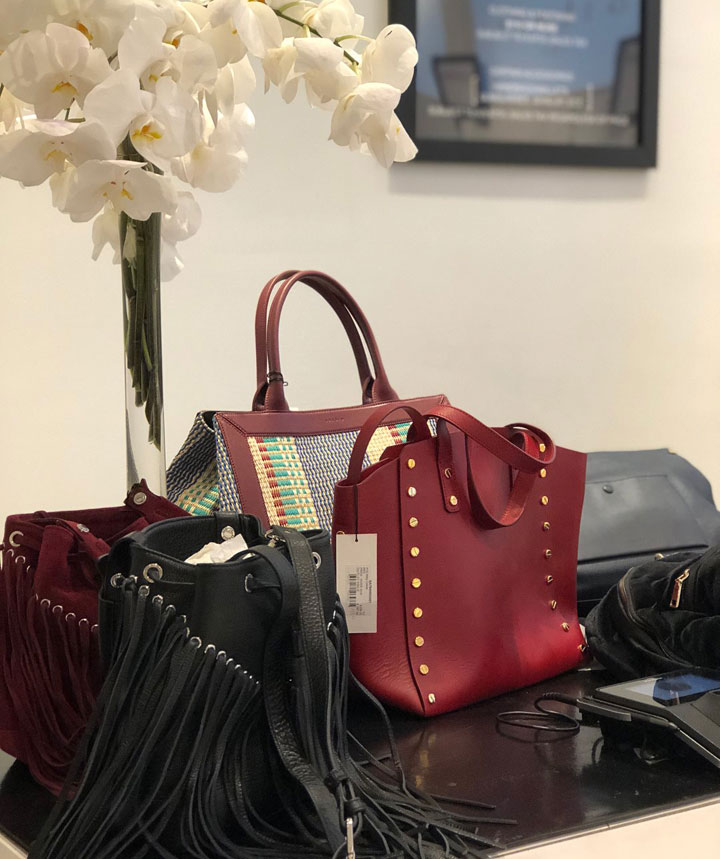 Sandro Sample Sale Handbags