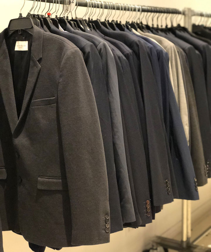 Sandro Sample Sale Menswear
