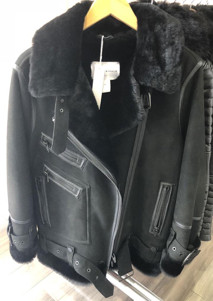 The Arrivals Sample Sale Jacket