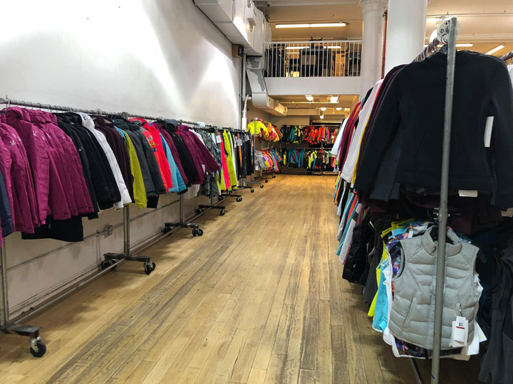 Spyder Warehouse Sale Outerwear