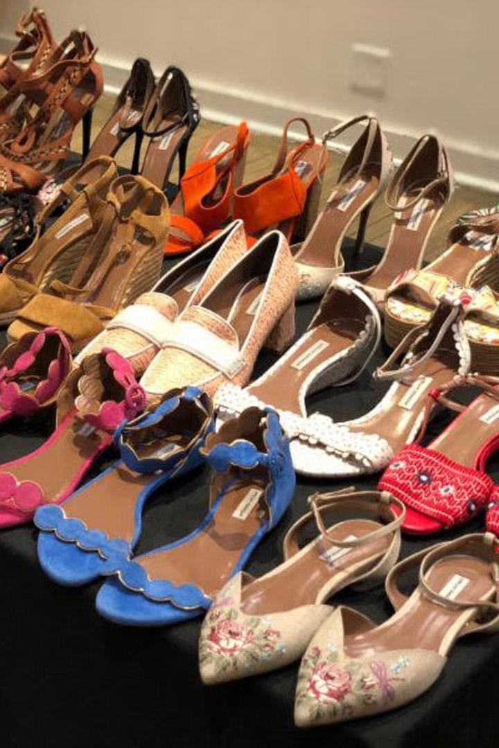 Tabitha Simmons Sample Sale Footwear