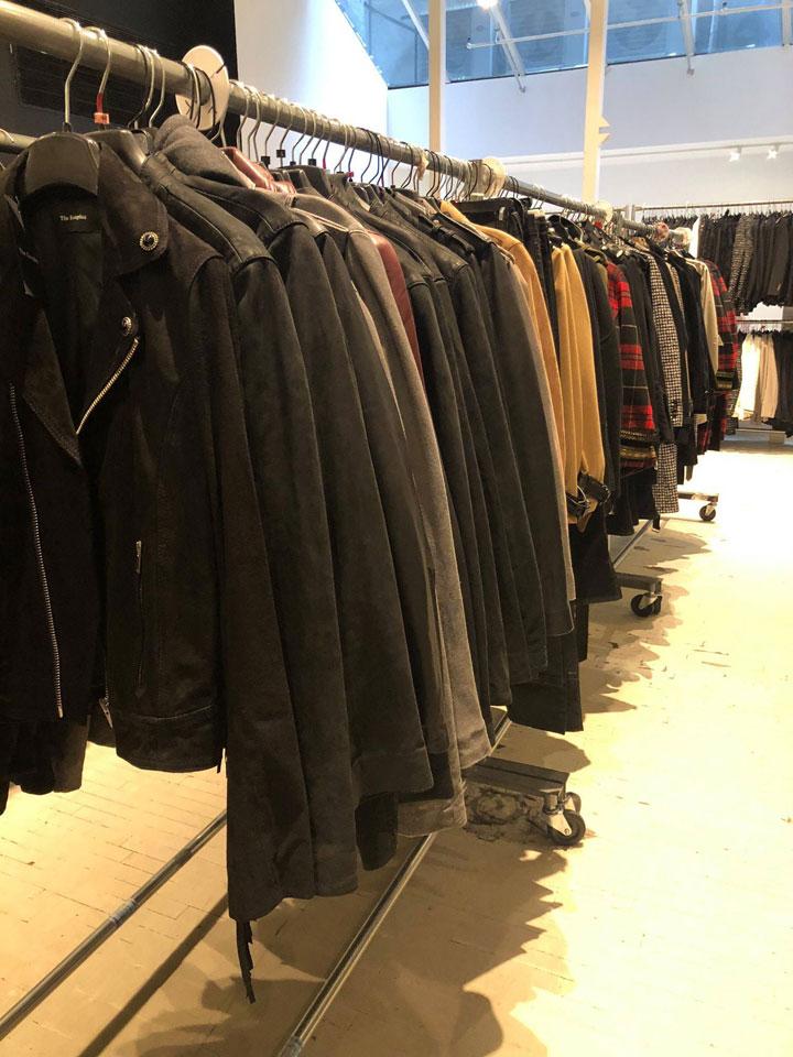 The Kooples Sample Sale Menswear