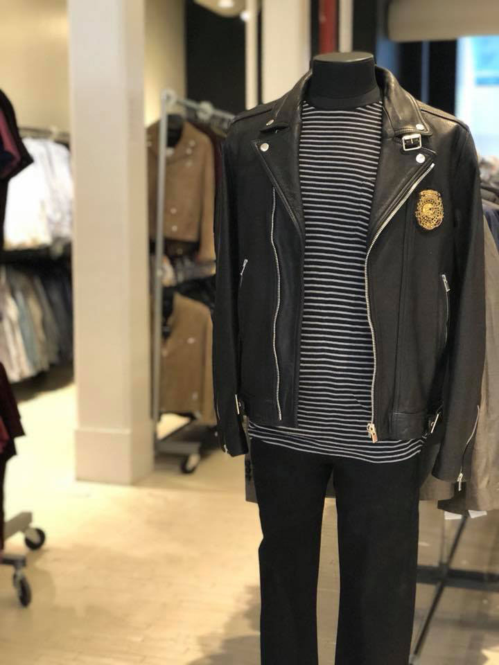 The Kooples Sample Sale Jackets