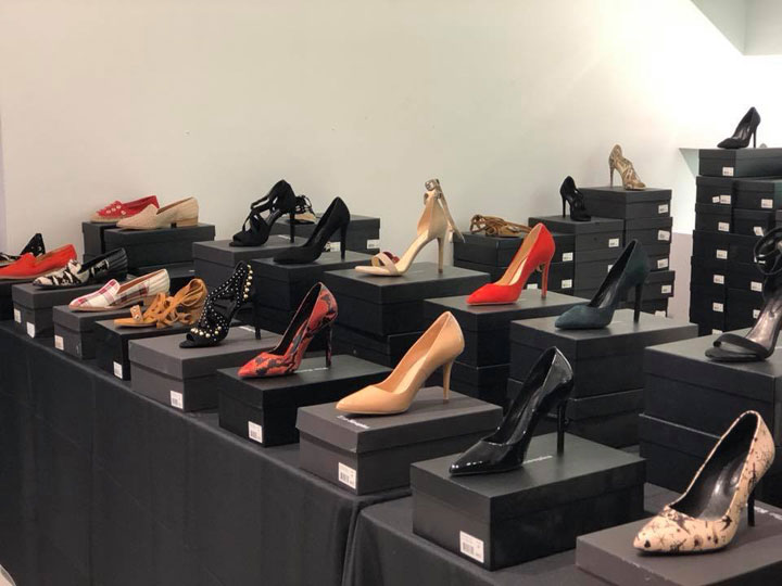 The Kooples Sample Sale Footwear