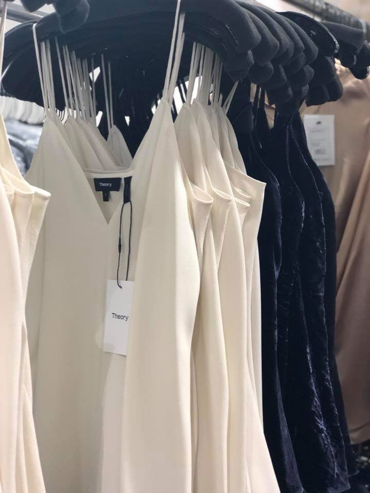Theory Women's Sample Sale Dresses