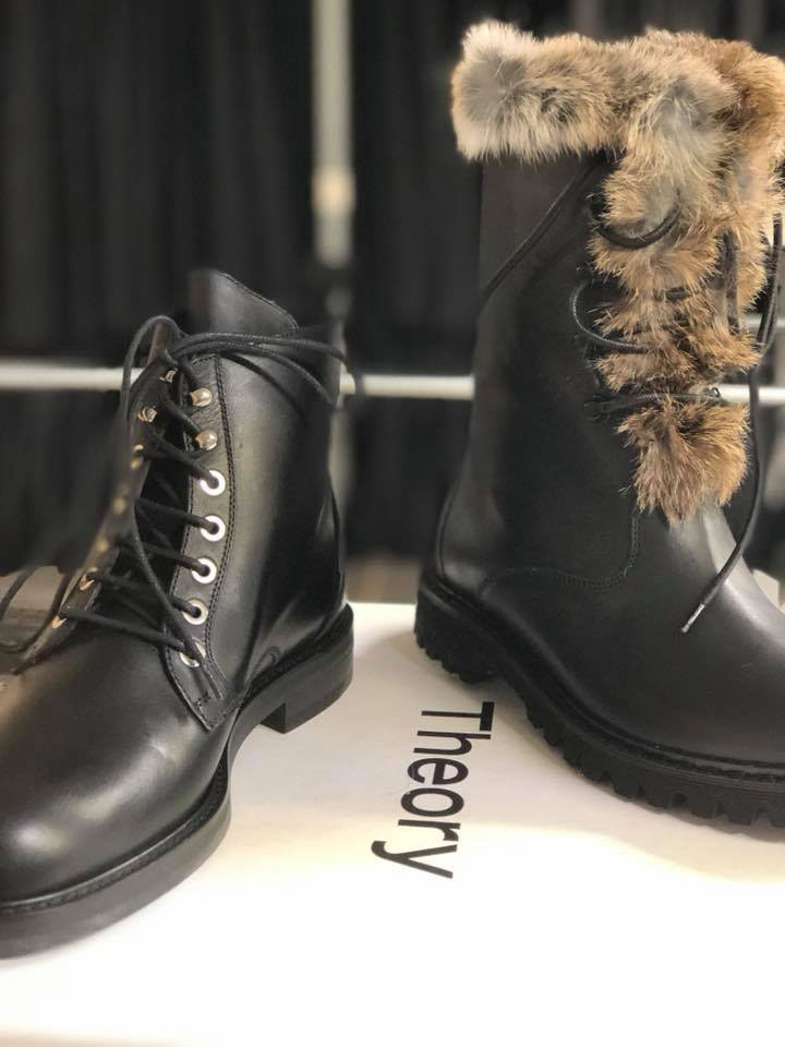 Theory Women's Sample Sale Footwear