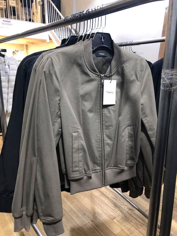 Theory Women's Sample Sale Jacket