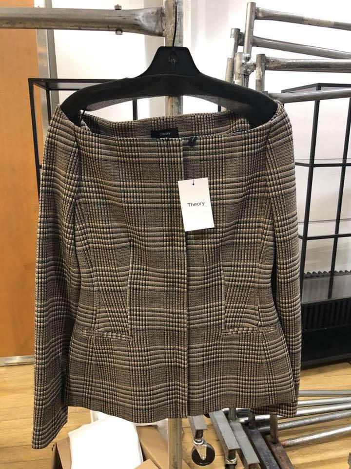 Theory Women's Sample Sale Jacket