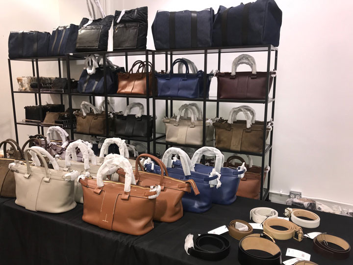 Theory Women's Sample Sale Handbags