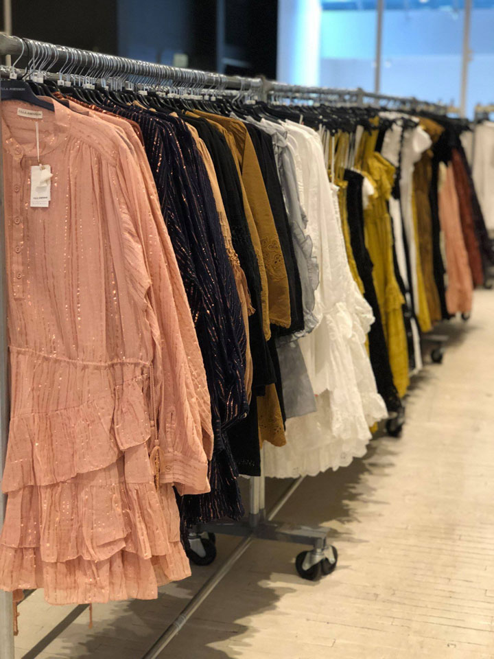 Ulla Johnson Sample Sale Apparel