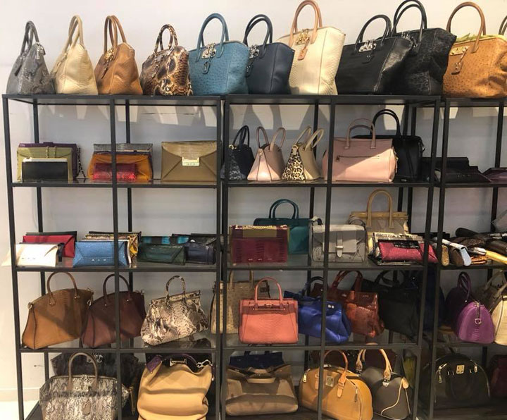 VBH Sample Sale Handbags