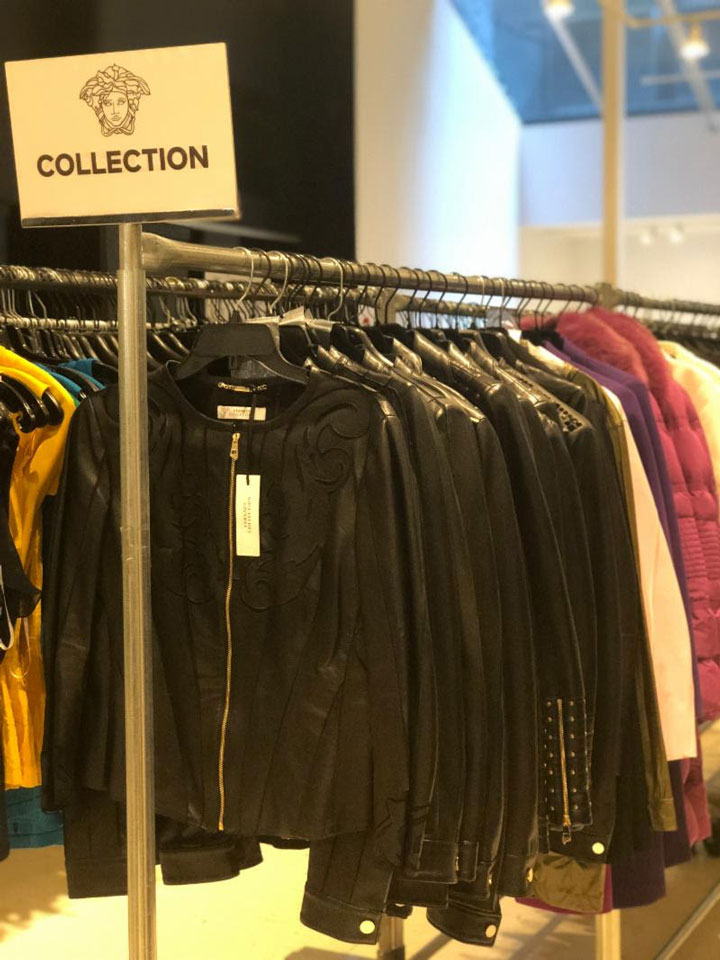 Versace Collection Sample Sale Jacket