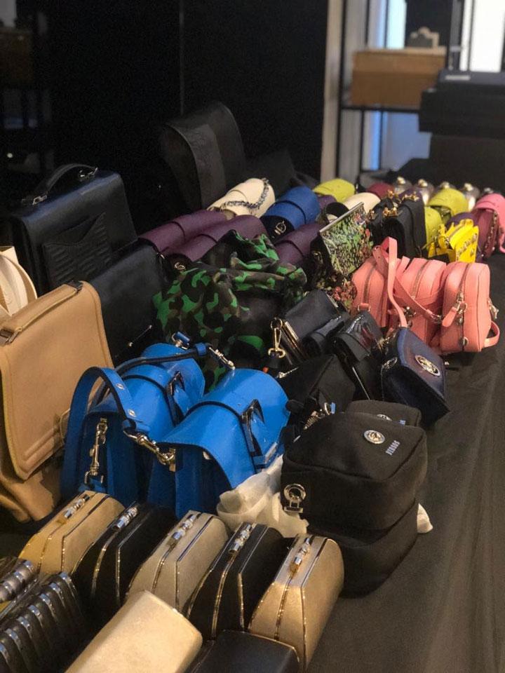 Versace Sample Sale Handbags