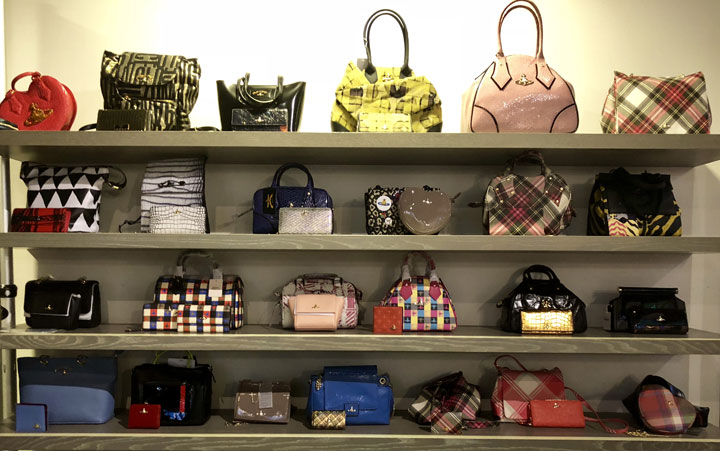 Vivienne Westwood Sample Sale Accessories