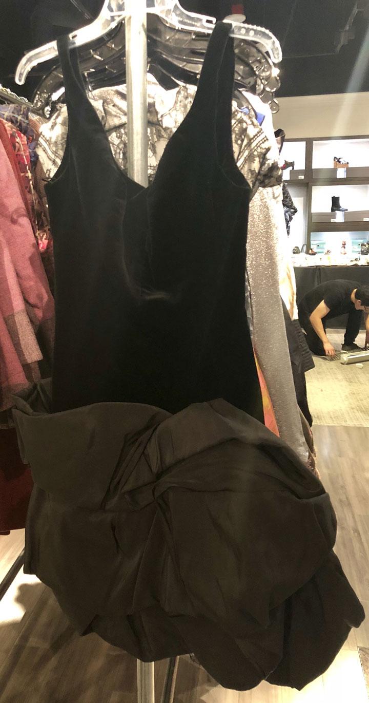 Vivienne Westwood Sample Sale Dress