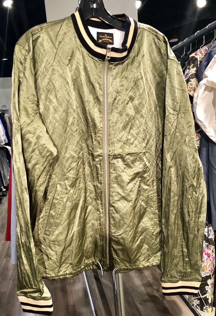 Vivienne Westwood Sample Sale Jacket