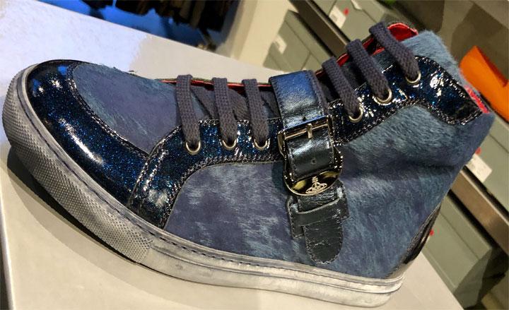 Vivienne Westwood Sample Sale Sneaker