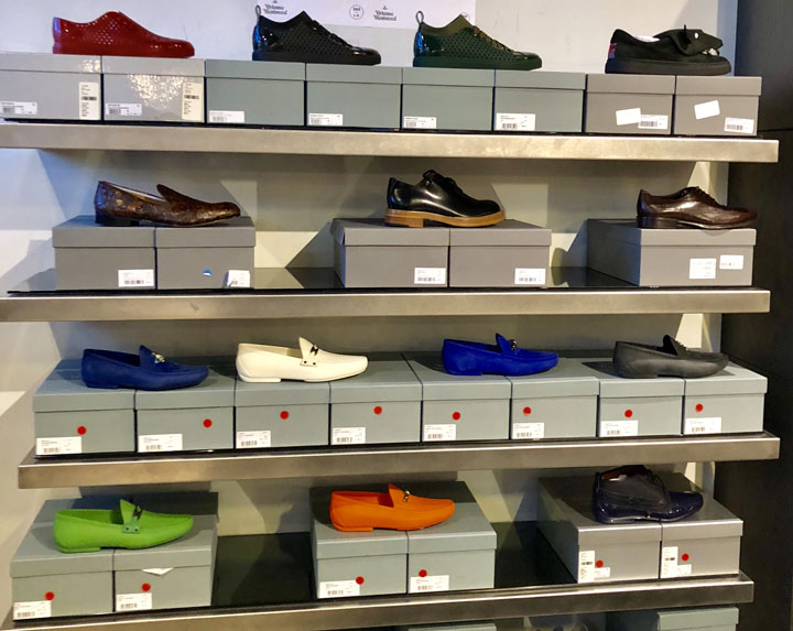 Vivienne Westwood Sample Sale Shoes