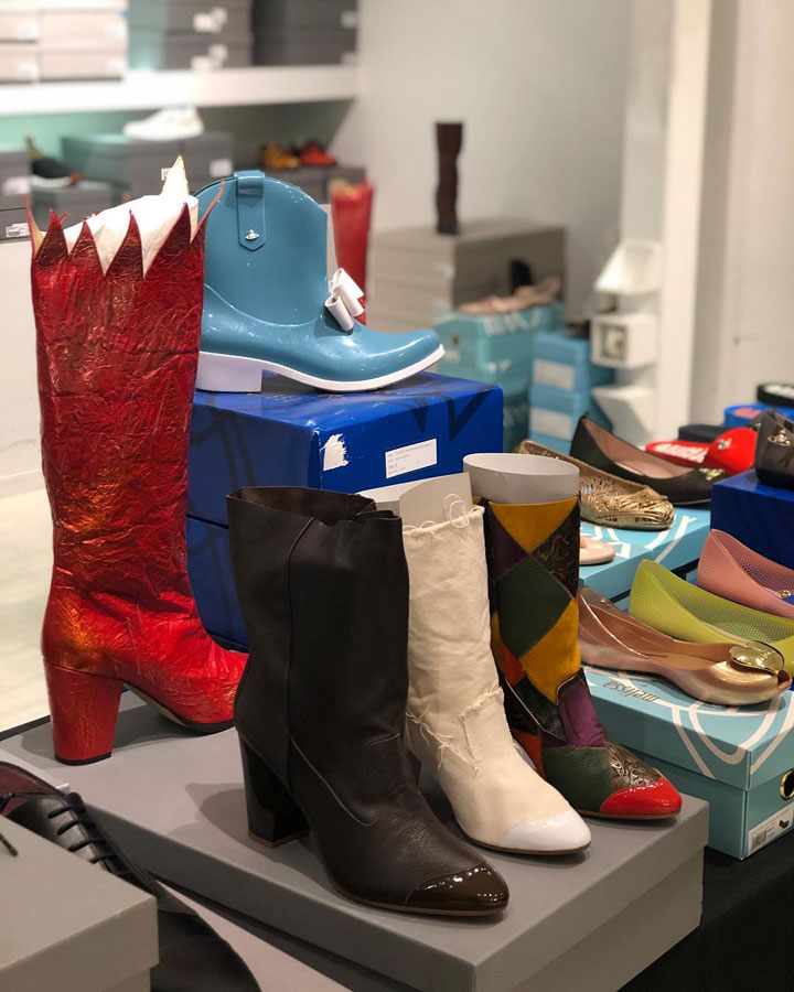 Vivienne Westwood Sample Sale Footwear
