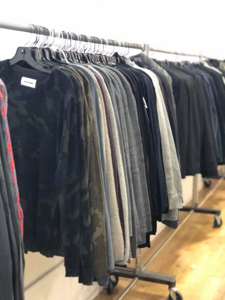 Zadig & Voltaire Sample Sale Menswear