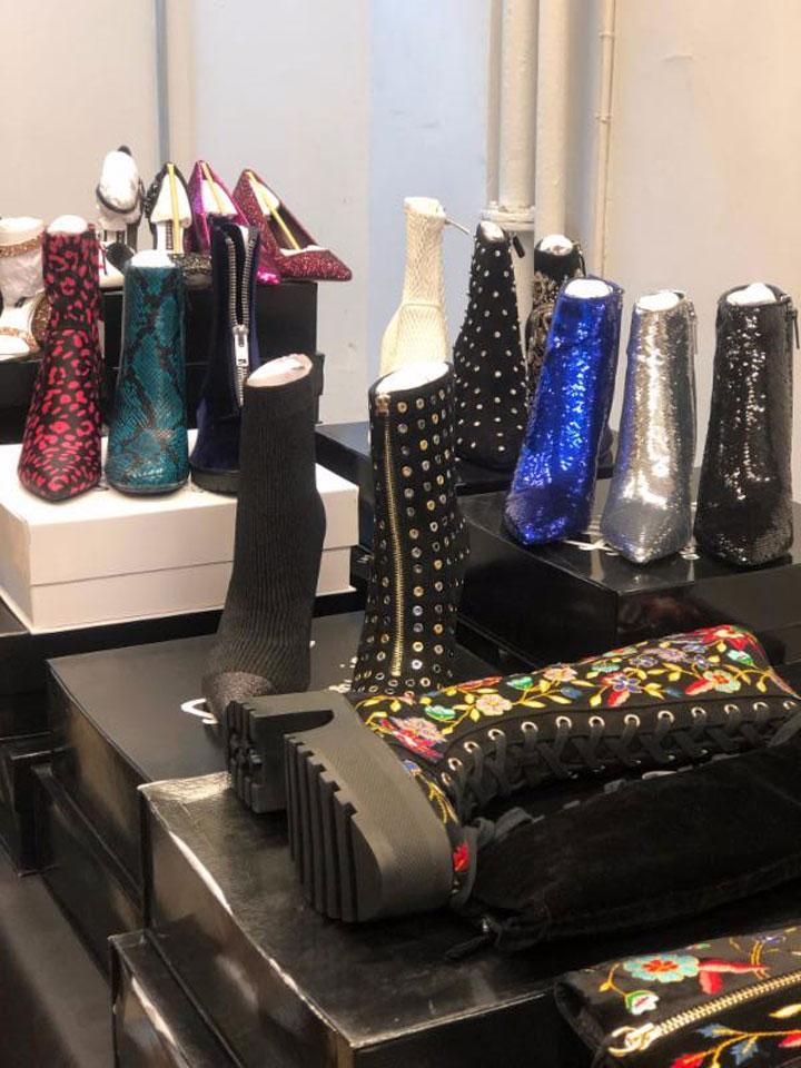 Alice + Olivia Sample Sale Footwear