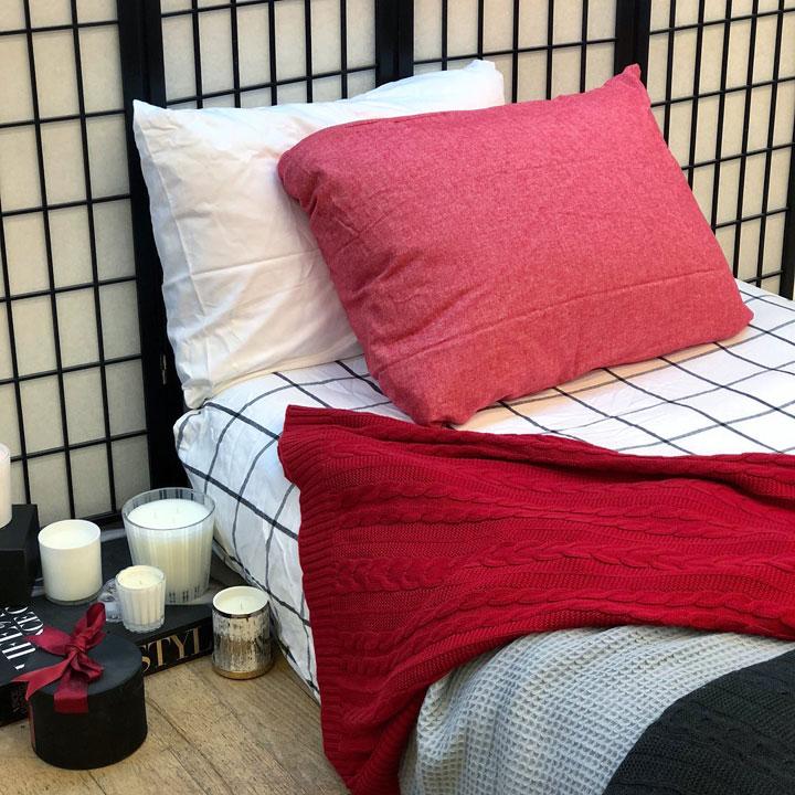 Boll & Branch Sample Sale Bedding