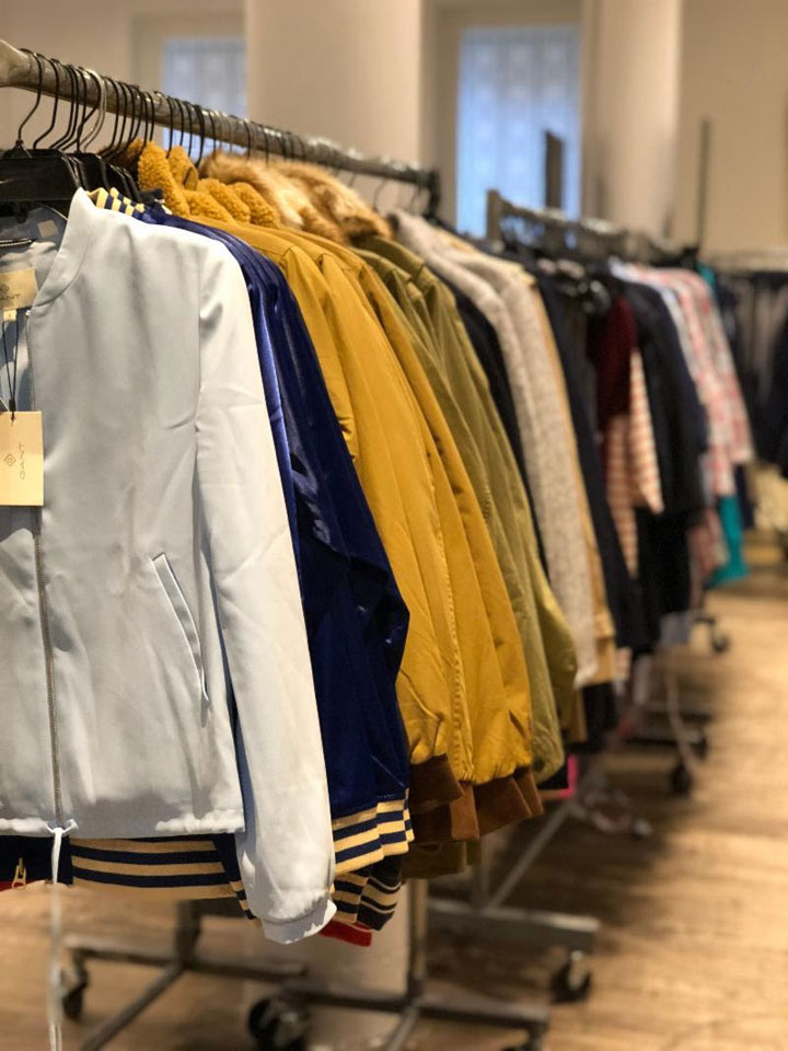 GANT Sample Sale Apparel