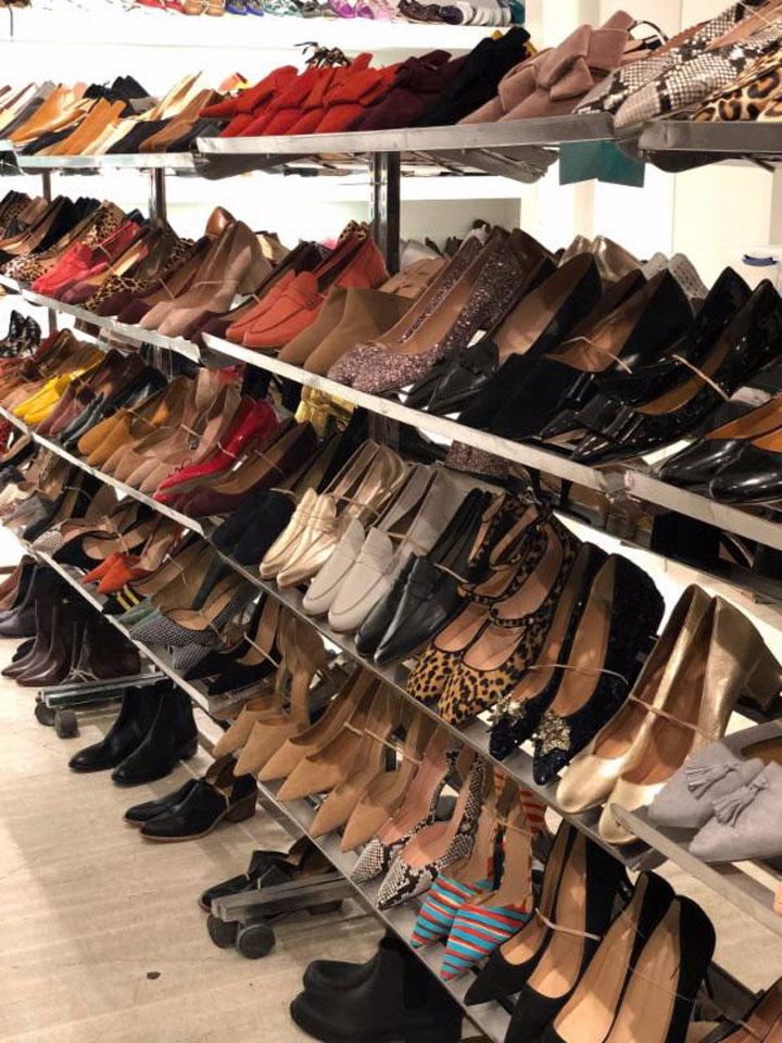 J.Crew + Madewell Sample Sale Footwear