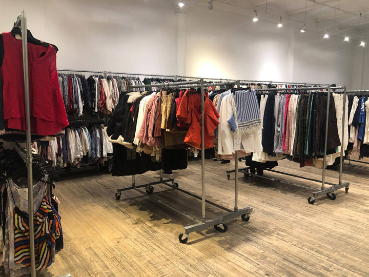 Pics from Inside the Joie, Equipment, Current/Elliott Sample Sale