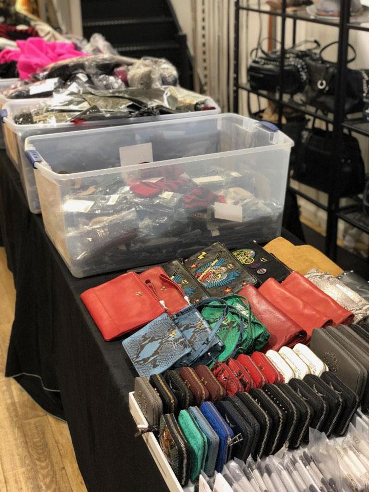 Zadig & Voltaire Sample Sale Accessories