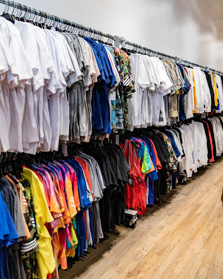 260 Sample Sale Multi-Brand Event in Images