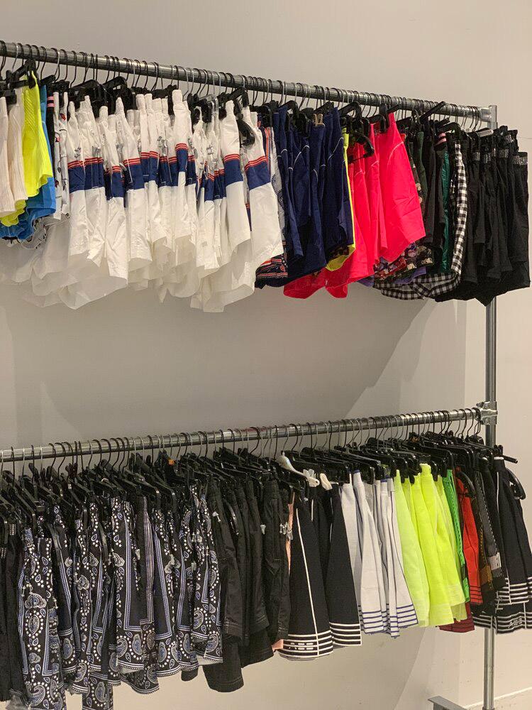 Adam Selman Sport Sample Sale in Images