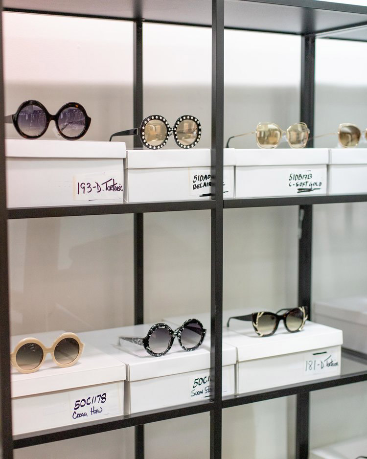 Alice + Olivia Sample Sale Eyewear