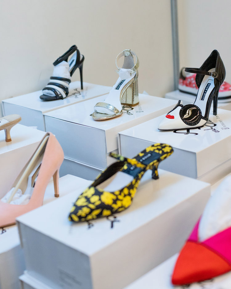 Alice + Olivia Sample Sale Footwear