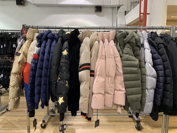 Bandier Sample Sale Outerwear