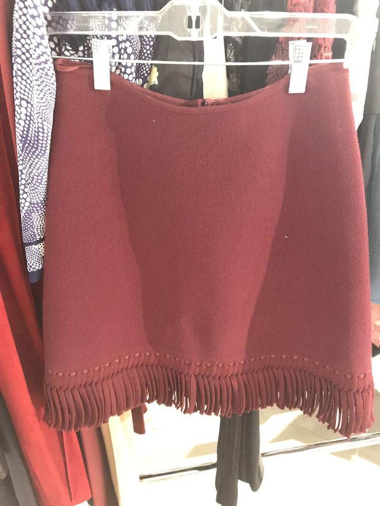 Barneys New York Warehouse Sale Azzedine Alaia skirt