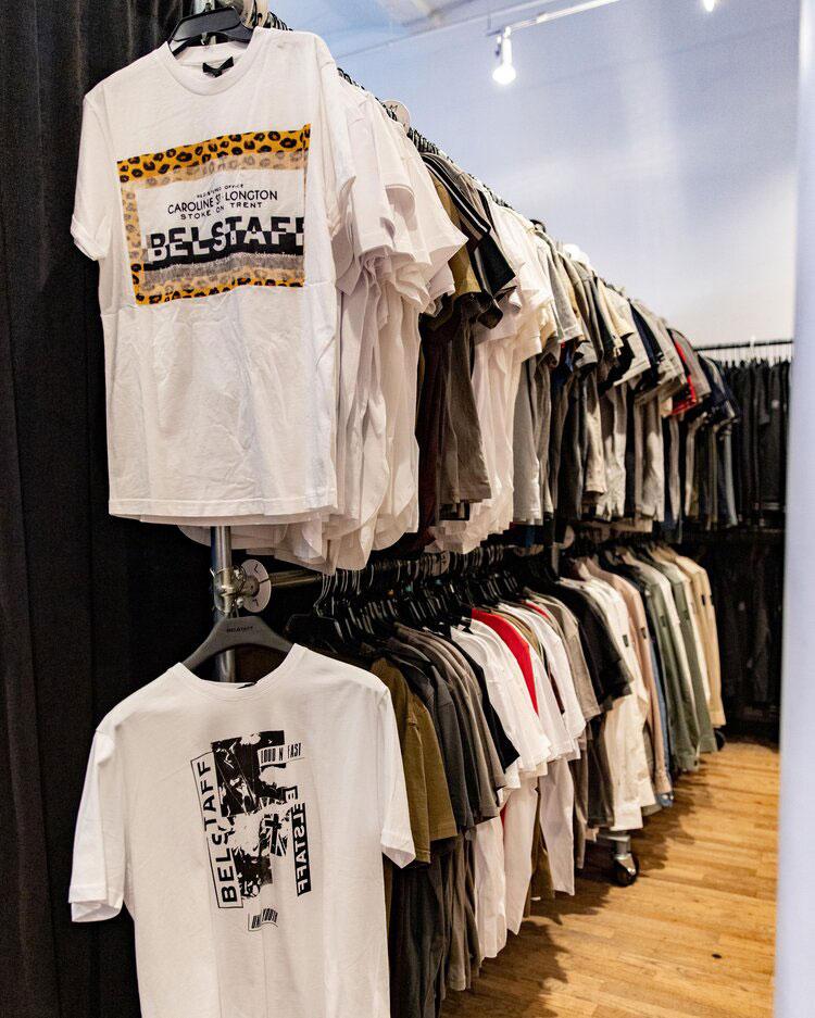 Belstaff Sample Sale in Images