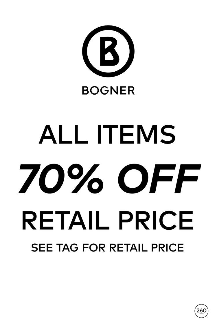 Bogner New York Sample Sale in Images