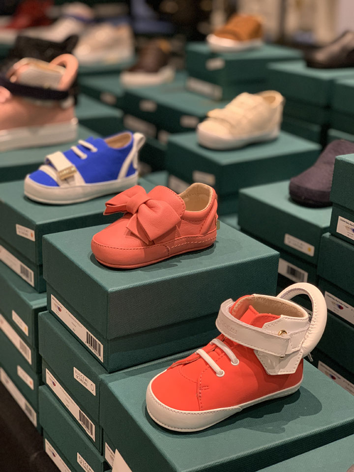 Buscemi Sample Sale Kidswear