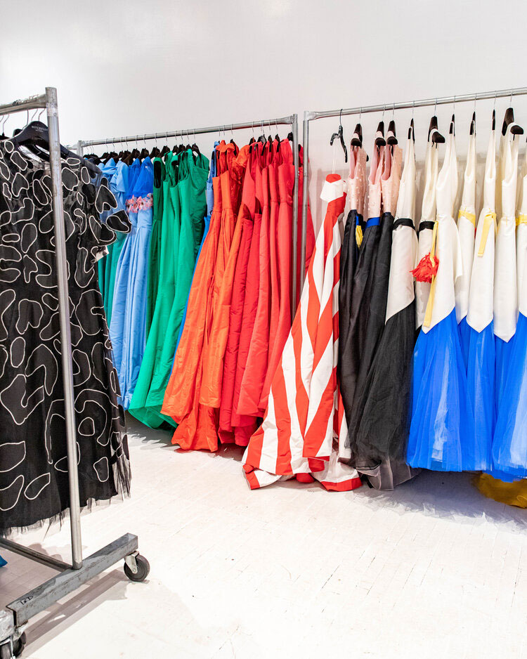 Carolina Herrera Sample Sale in Images