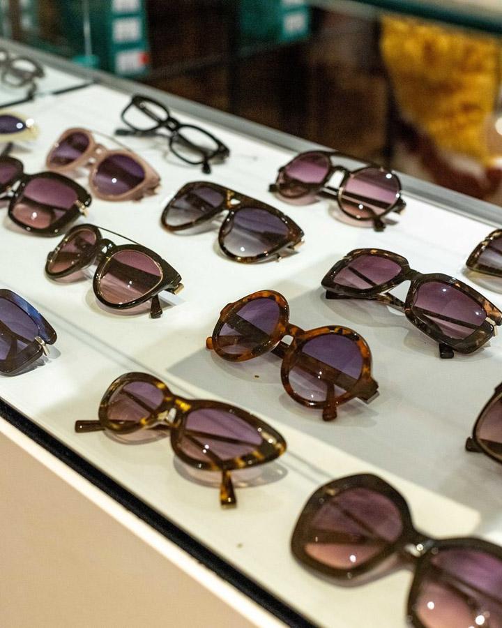 Derek Lam & Derek Lam 10 Crosby Sample Sale in Images Eyewear