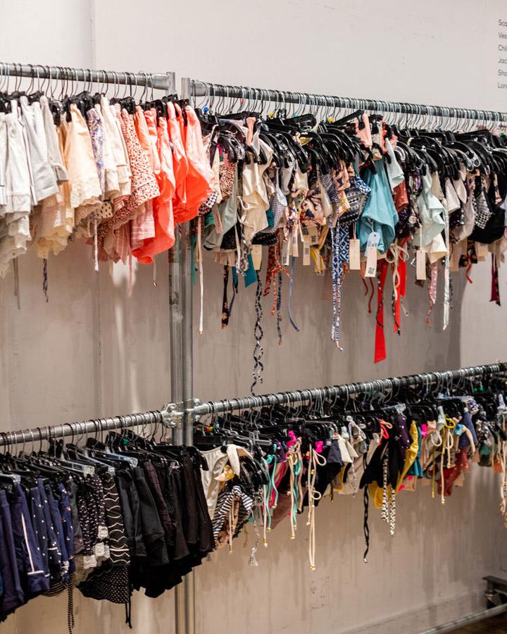 Eberjey Sample Sale in Images Swimwear