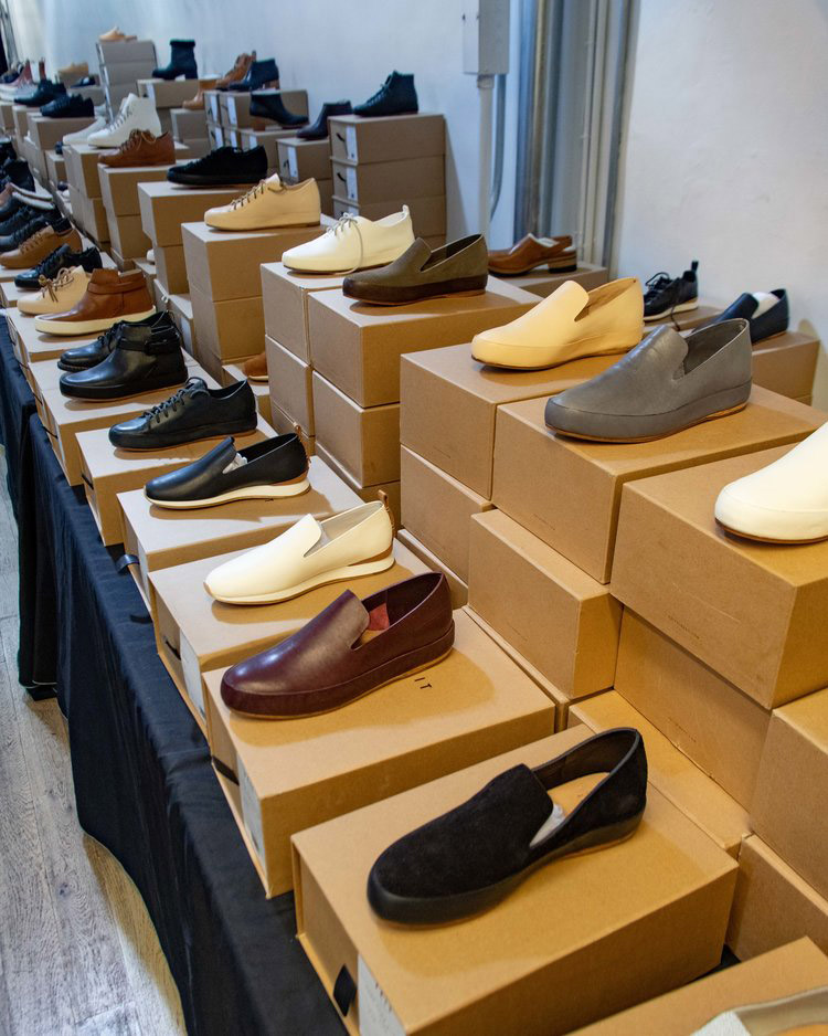 FEIT Sample Sale in Images