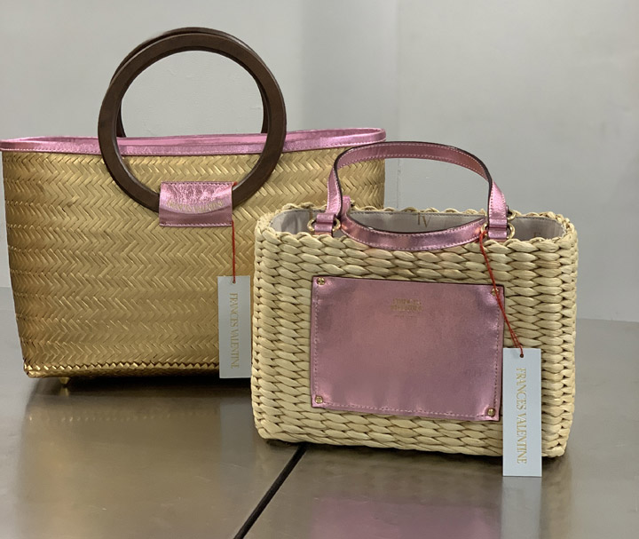 Frances Valentine Sample Sale In Images Accessories