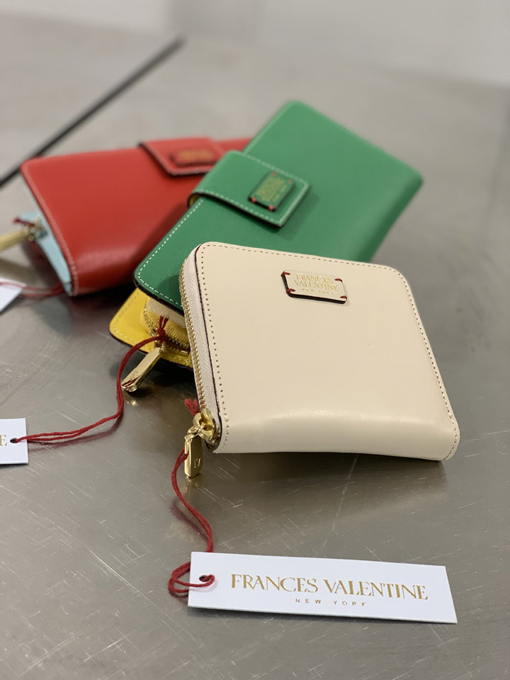 Frances Valentine Sample Sale In Images Accessories