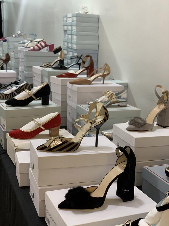 Frances Valentine Sample Sale In Images Footwear