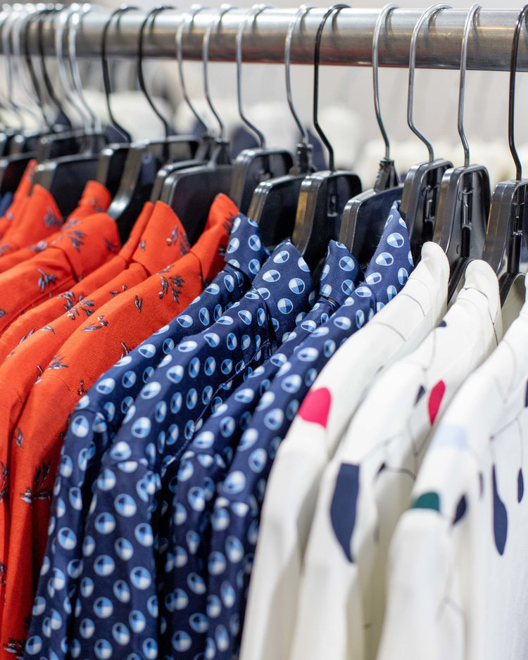 GANT Sample Sale in Images