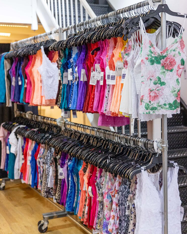 Hanky Panky Sample Sale in Images